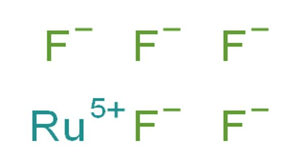 Ruthenium Pentafluoride – an inorganic compound
