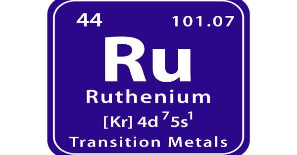 Ruthenium – a chemical element