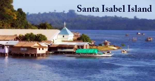 Santa Isabel Island