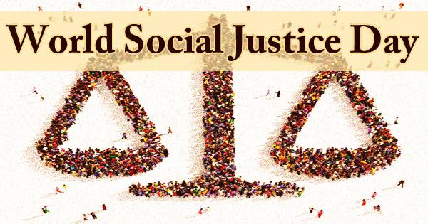 World Day of Social Justice (Social Justice Equality Day)