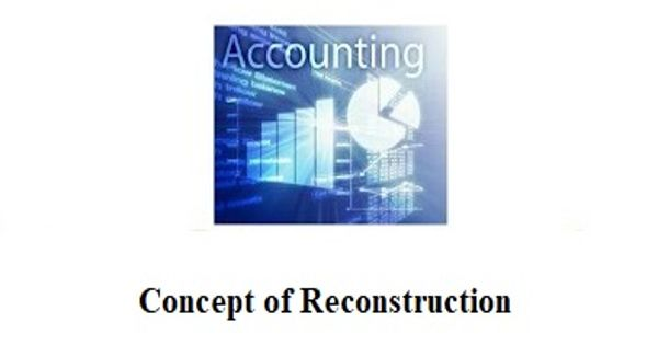 Concept of Reconstruction in Accounting