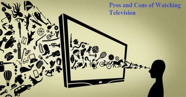 Pros and Cons of Watching Television – an Open  Speech