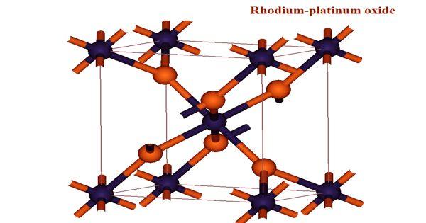 Rhodium-platinum oxide – an inorganic compound