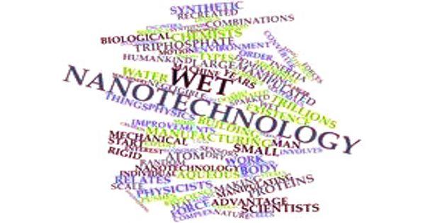 Wet Nanotechnology