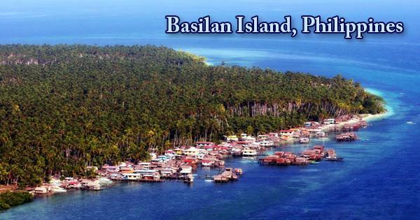 Basilan Island, Philippines