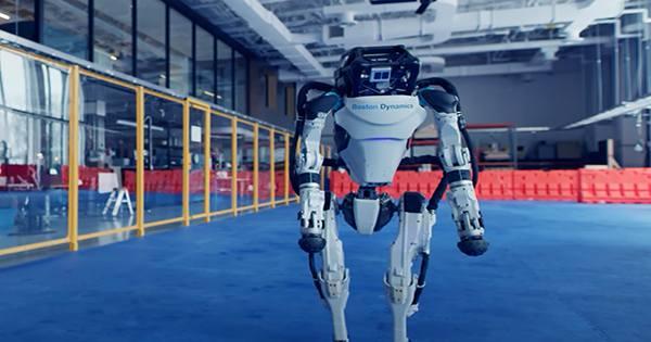 Boston Dynamics Held an Insane Robot Dance Party