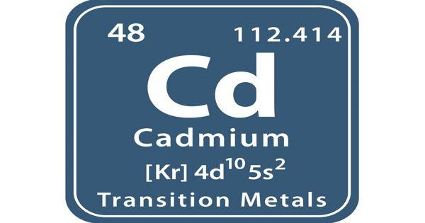 Cadmium – a chemical element