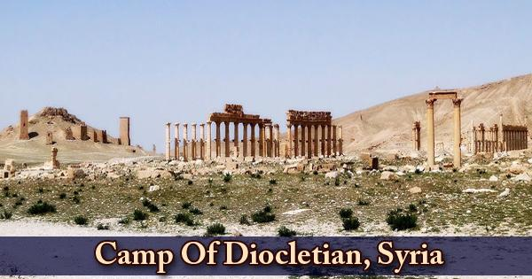 Camp Of Diocletian, Syria