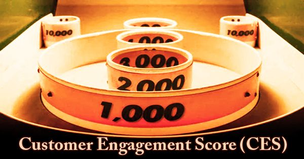 Customer Engagement Score (CES)