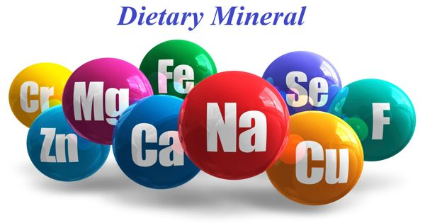 Dietary Mineral – a chemical element