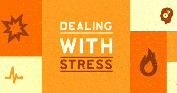 How to deal with stress – an Open Speech