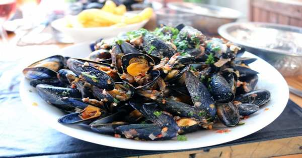 If You Eat Mussels, You're Most Likely Consuming Microplastics