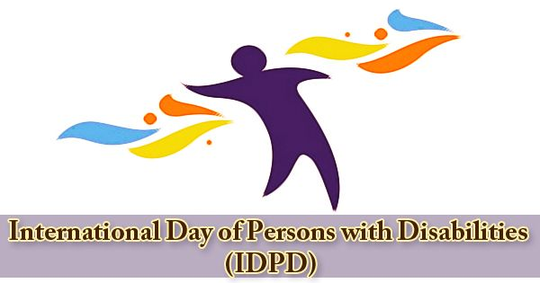 International Day of Persons with Disabilities (IDPD)