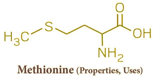 Methionine (Properties, Uses)