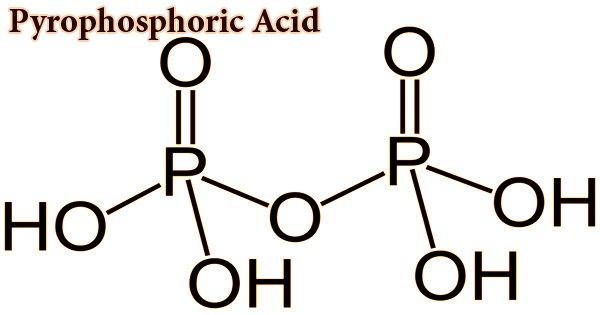 Pyrophosphoric Acid