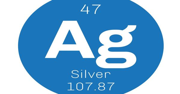 Silver – a chemical element