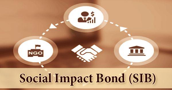 Social Impact Bond (SIB)