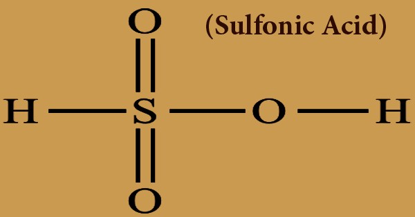 Sulfonic Acid (Properties, Uses)