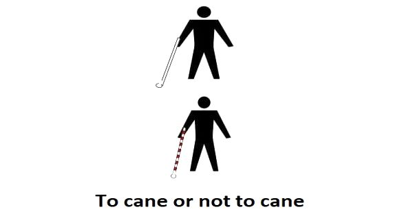 To cane or not to cane – an Open Speech