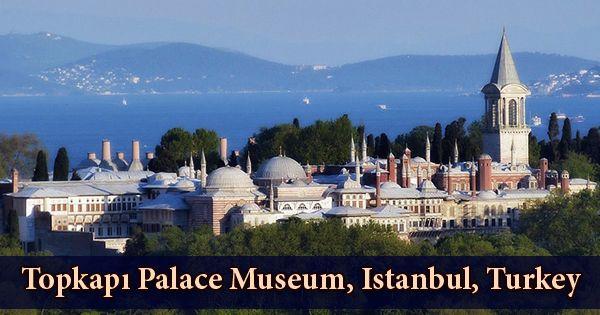 Topkapı Palace Museum, Istanbul, Turkey