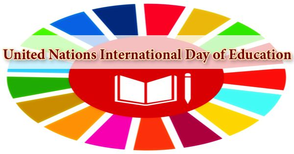 United Nations International Day of Education