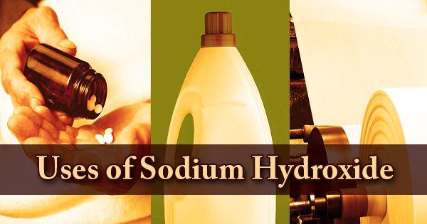 Uses Of Sodium Hydroxide