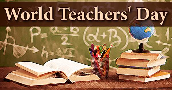 World Teachers' Day