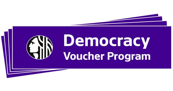 Democracy Voucher – a method of public financing of political campaigns