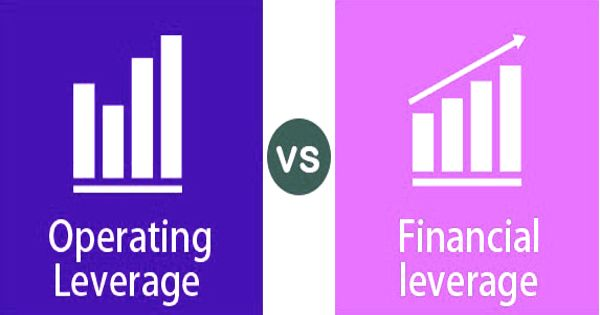 Difference between Operating Leverage and Financial Leverage