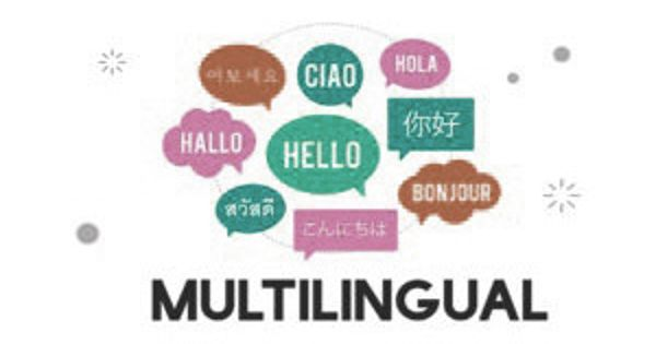 Everyone should learn a foreign language – an Open Speech