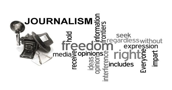 Journalism – presenting news and information