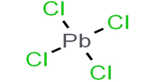 Lead (IV) Chloride – a yellow, oily liquid or powder