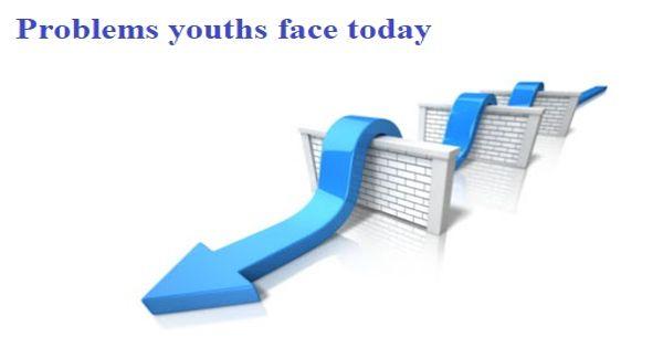 Problems youths face today – an Open Speech