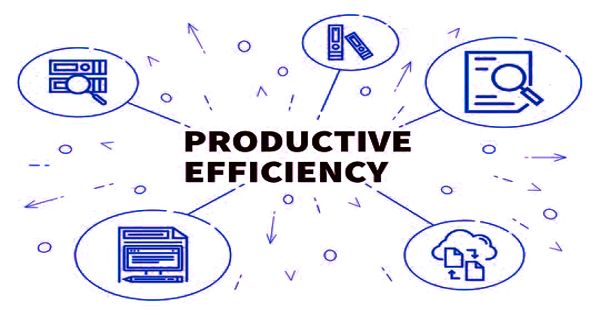 Productive Efficiency – an economic system