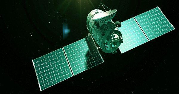 Reconnaissance Satellite – a low-orbiting satellite