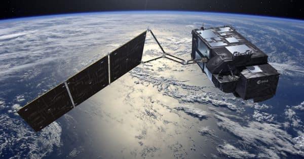 Satellite Temperature Measurement
