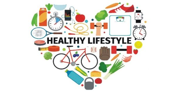 The importance of a healthy lifestyle – an Open Speech