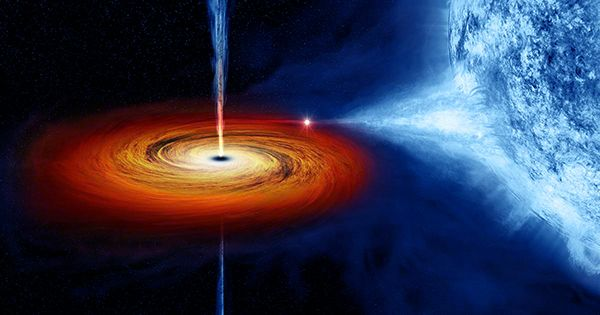 The First Black Hole Ever Discovered Is Way Bigger Than We Thought