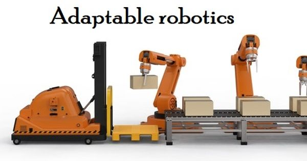 Adaptable Robotics