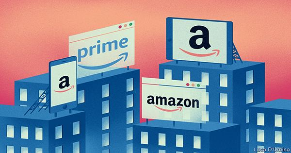 Amazon, Google pays the piper