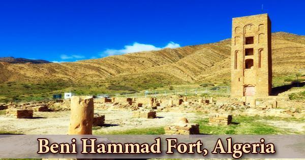 Beni Hammad Fort, Algeria