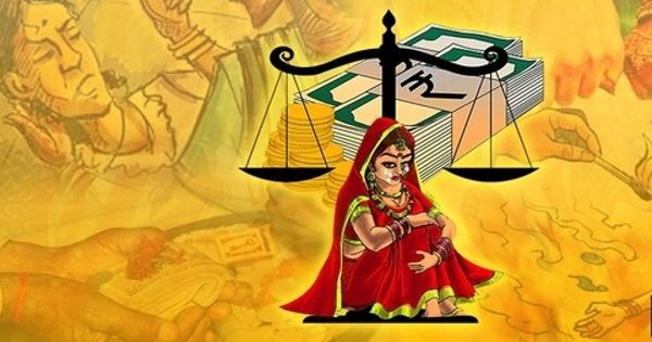Dowry System – Curse condition of the marriage