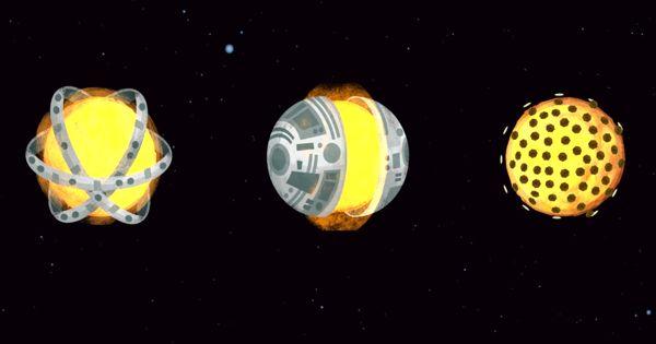 Dyson sphere – a hypothetical megastructure