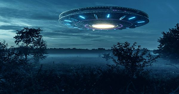 Every File The CIA Have On UFOs Has Just Been Released By The Black Vault