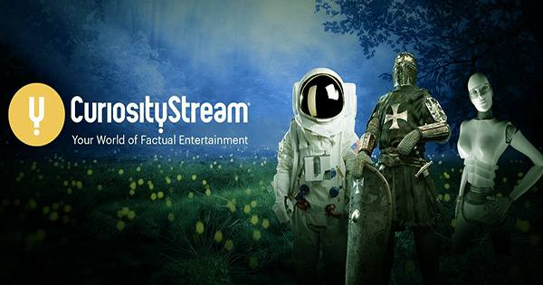 Get Lifetime Access To Thousands Of Documentaries With CuriosityStream