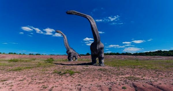 Gigantic Dinosaur Unearthed In Argentina May Be the Largest Animal to Have Roamed the Earth