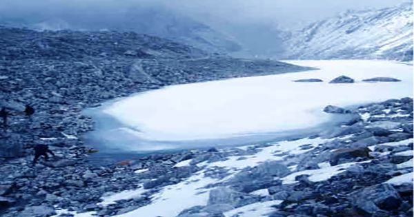 Glacial Lake Flooding Directly Linked To Climate Change for the First Time