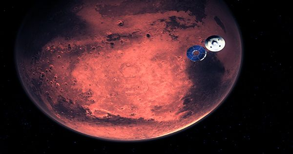 Happy New Year, Mars! How Old Would You Be If You Lived On The Red Planet?