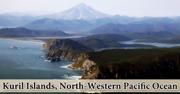 Kuril Islands, North-western Pacific Ocean