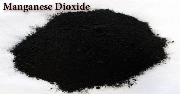 Manganese Dioxide (Properties, Uses)